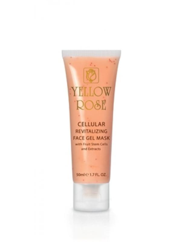 Cellular Revitalizing Face Gel Mask - anti-aging