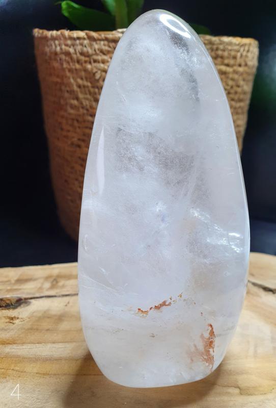 Bergkristal sculptuur nr. 4