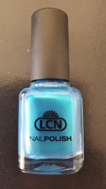 LCN nagellak - Blue Casanova