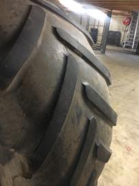 800/70R38 Michelin MachXBib gebruikt 15mm