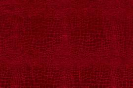 FLUWEEL EMBOSSED SNAKE 12200/016 per 25cm
