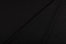 Jogging zwart 05650/069 per 25cm