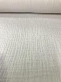 NB 03001/051 Hydrofiel babykatoen wit per 25cm