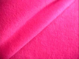 Fleece Fuchsia NB 9111/017 per 25cm