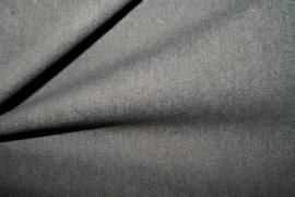 Spijkerstof Grijs 3928/054 140cm breed per 25cm