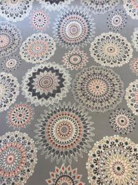 Mandala Acrylic Coated 155 cm