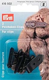 Prym 2 clipshaken voor bond 416502