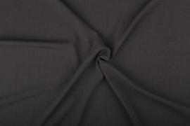 Bi-stretch crepe D grijs 2773/168 /25cm