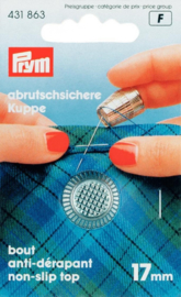 Prym vingerhoed 17mm 431863