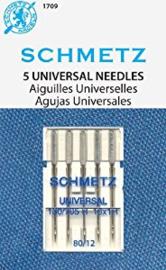 Schmetz Universeel naalden  130/705H   80/12