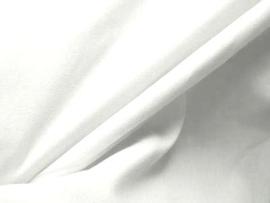 Rekbare voering Wit NB 7900/050  per 25cm