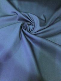 Stetch katoen Jeans blauw NB 2887/007 per 25cm