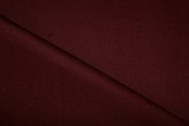 Stretch Katoen Bordeaux 2887/018 per 25cm