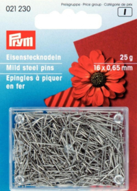 Prym Spelden ijzer 16 x 0.65mm 25gr 021230