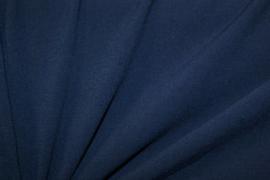 Bi-stretch crêpe Blauw 2773/006 per 25cm