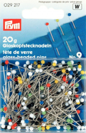 Prym Glaskopspelden 30x 0.60mm 20gr 029217