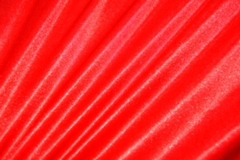 Rekbare voering rood NB 7900/015  per 25cm