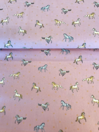 By Poppy  Design Candy Good Luck Horse 06467.004 per 25cm