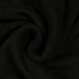 Fleece Zwart NB 9111/069 per 25cm