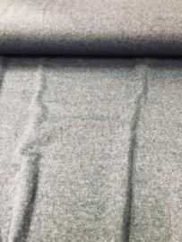 NB 04334/008 tricot flanel d blauw per 25cm