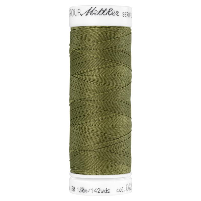 Seraflex elastisch naaimachine garen  130m kleur 0420