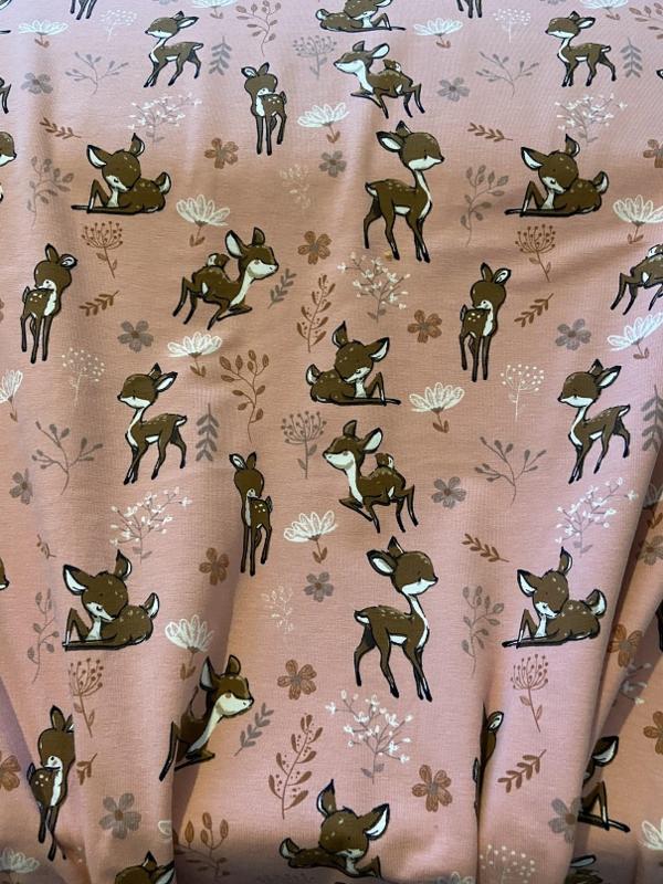 Bambi Rose 03689/013  150cmbr  per 25cm