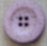 Modeknoop pastel paars 24mm 3537S