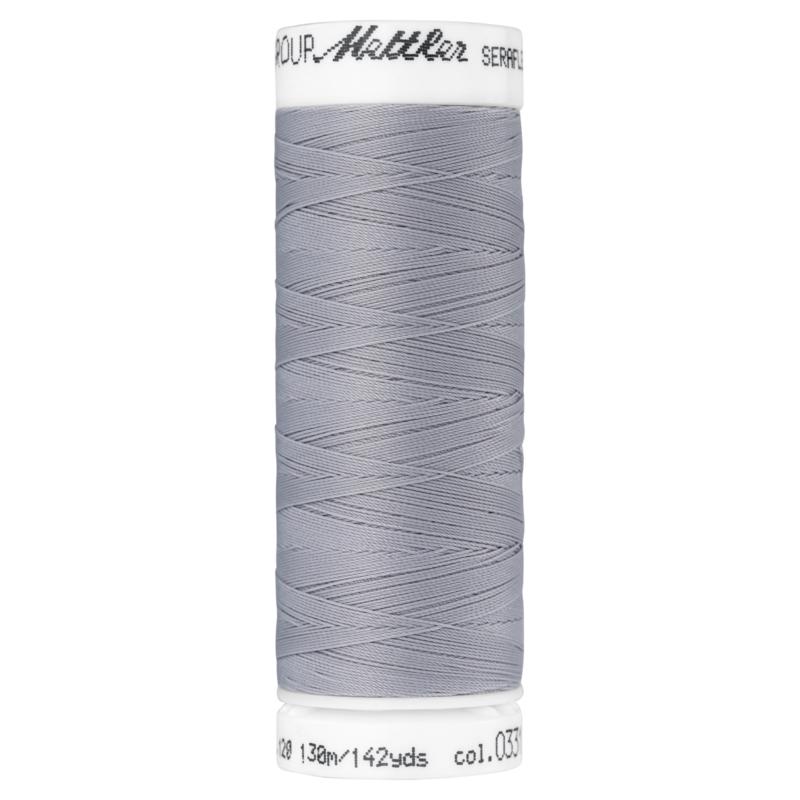Seraflex elastisch naaimachine garen  130m kleur 0331