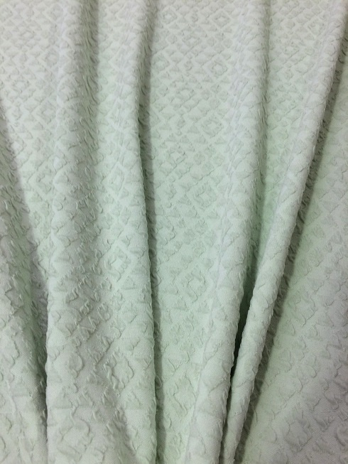 Stepped Fabric Mint NB 2339/021 per 25cm