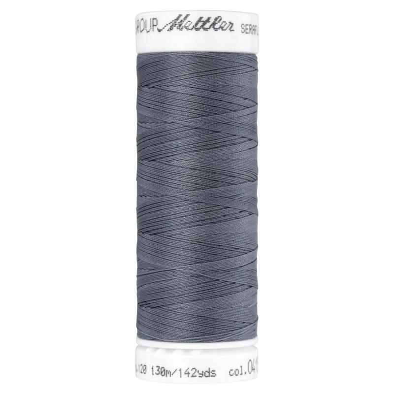 Seraflex elastisch naaimachine garen  130m kleur 0415
