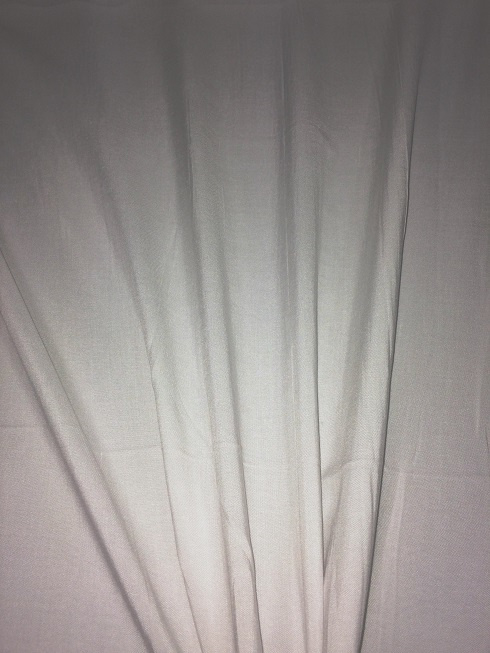 Lichte stof wit NB 2239/050  per 25cm