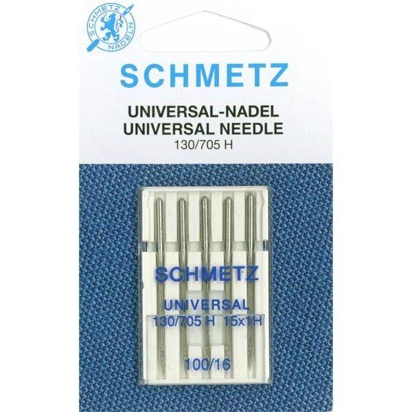 Schmetz Universeel naalden  130/705H   100/16