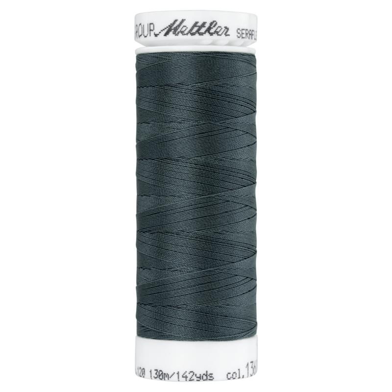 Seraflex elastisch naaimachine garen  130m kleur 1360