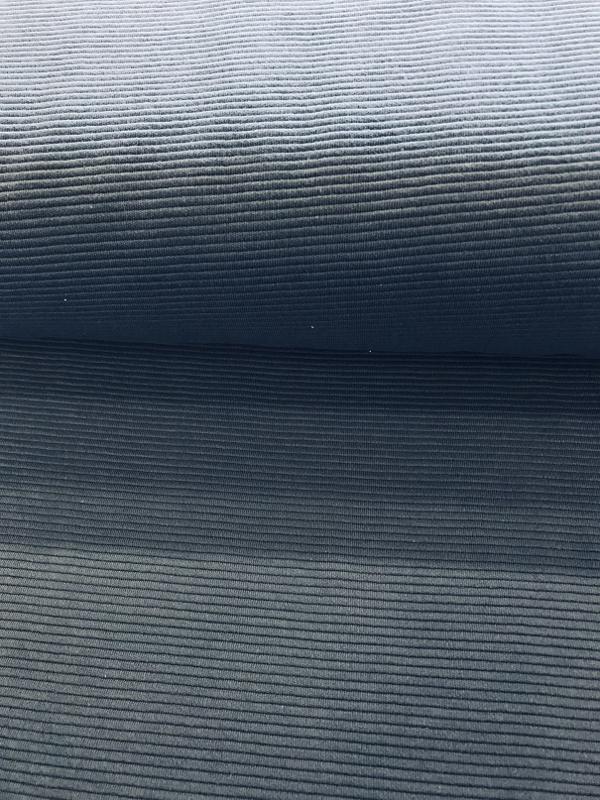 Geribde trocot Blauw 6983.006