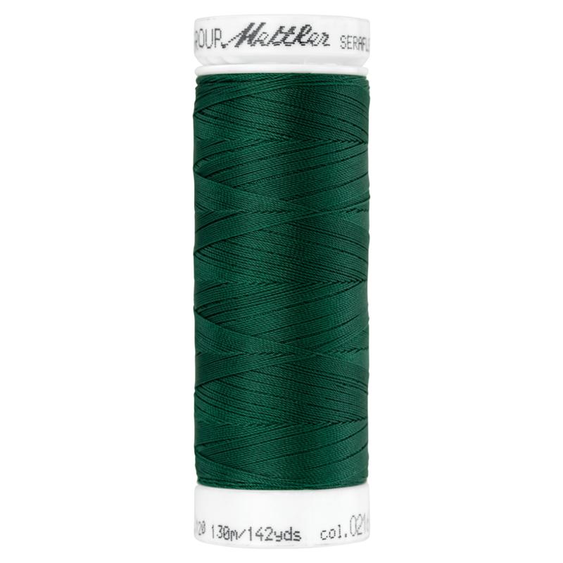 Seraflex elastisch naaimachine garen  130m kleur 0216