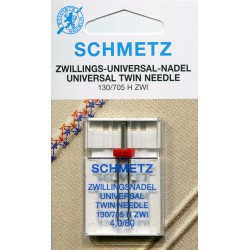 Schmetz Tweelingnaald 4.0/90  0703105