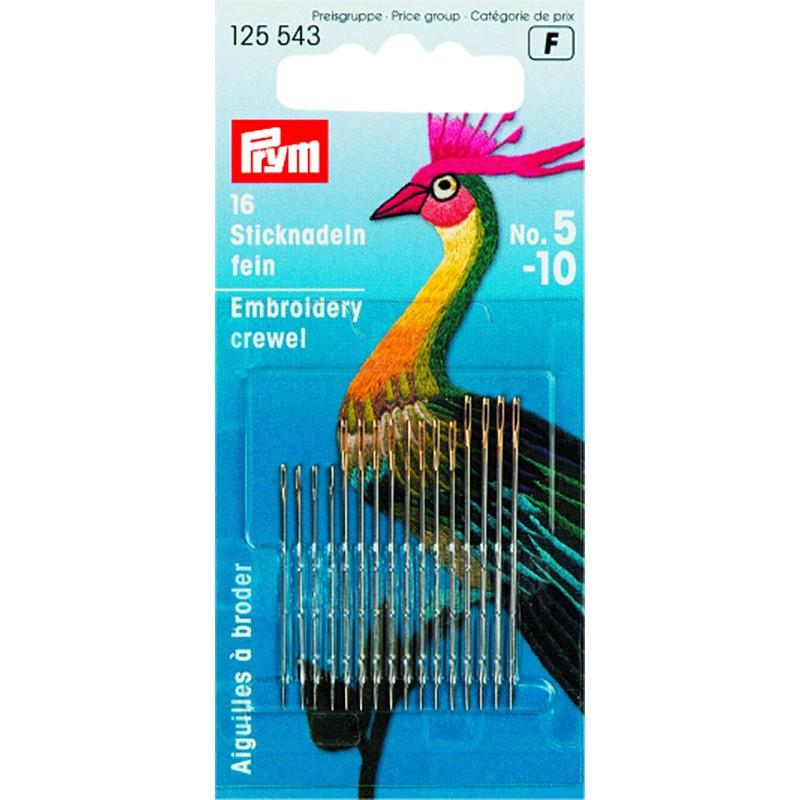 Prym Borduurnaalden n° 5  125543