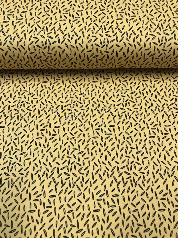 Cotton Satin Spandex 145cm 5591-007 per 25cm