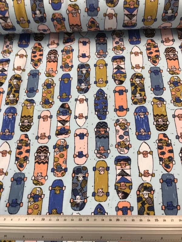 Cool skateboards sweat 150cm 6011.001 per 25 cm