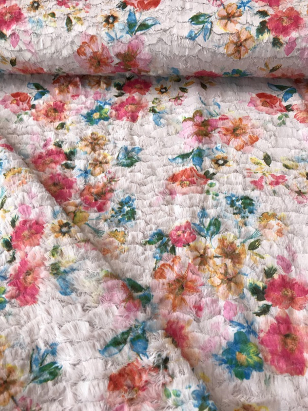By Poppy  Flower Fur 05279.001 per 25 cm