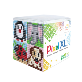 Pixel XL kubus dieren 3