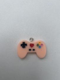 Kawaii bedel Game controller  roze