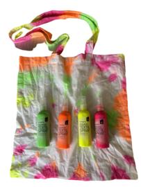 Tie Dye pakket shoppingbag