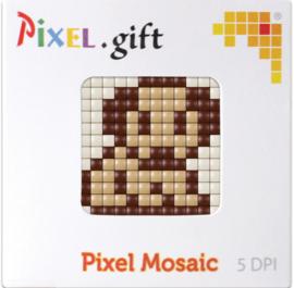 Pixel XL promotiedoosje hondje