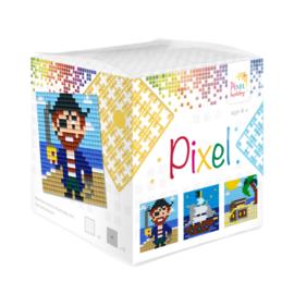 Pixel kubus