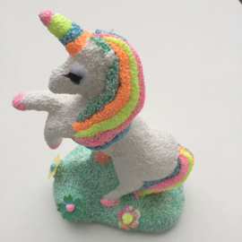 Knutselpakket Foam Clay Unicorn Sprookje