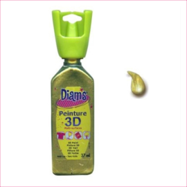 Diam's 3D verf Empire pistache 37 ml