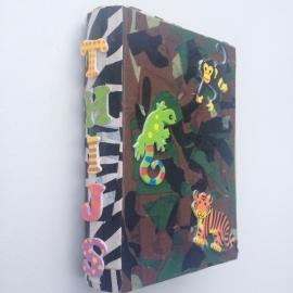Decopatch Jungle geheimboek knutselpakket