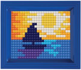 Pixelhobby XL geschenkverpakking Boot
