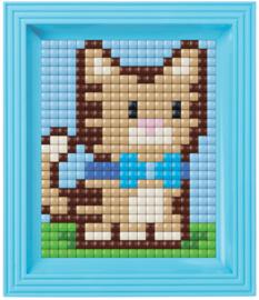 Pixelhobby XL geschenkverpakking Kitten
